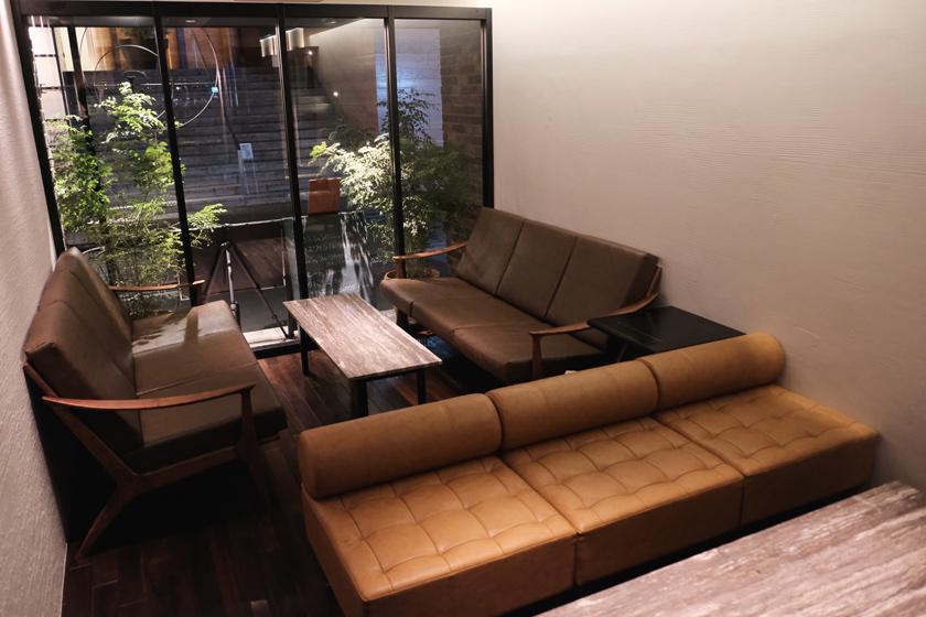 カフェ&ダイニングイルンゴ 1Fソファー席